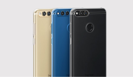 7X: Honor 7X en diferentes colores