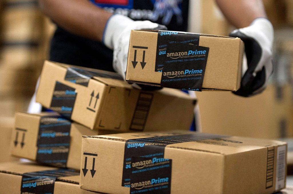 Amazon Key: paquetes de Amazon Prime