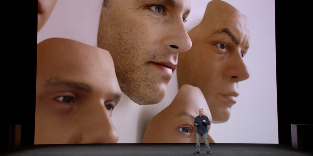 Qué es y cómo podría fallar el Face ID: Face ID en el iPhone X