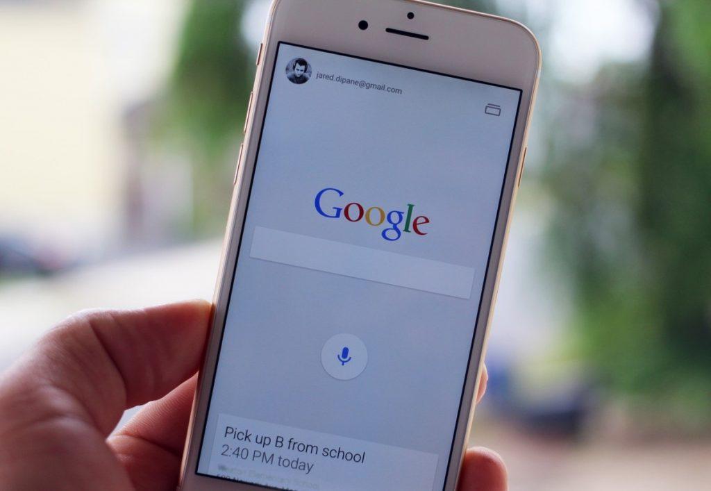 Google paga 3.000 millones por ser el buscador de iOS: Google en iPhone