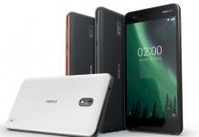 Nokia 2: en diferentes colores