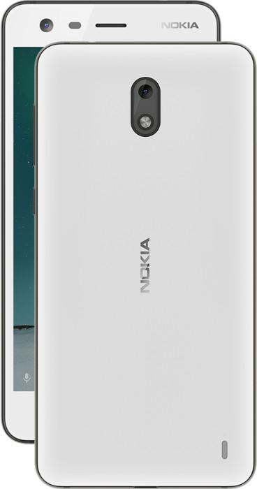 Nokia 2: Nokia 2 en blanco