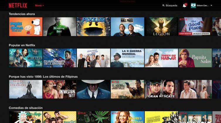 Netflix sube el precio de sus planes: Contenido de Netflix octubre de 2017