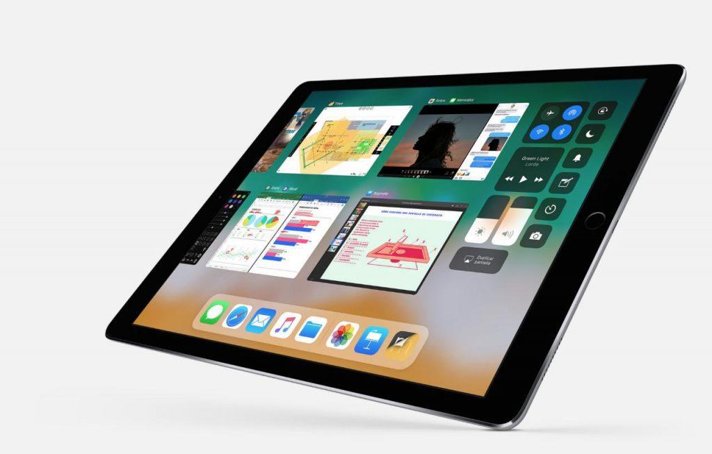 iOS 11 en un iPhone 6s: iOS 11 en iPad