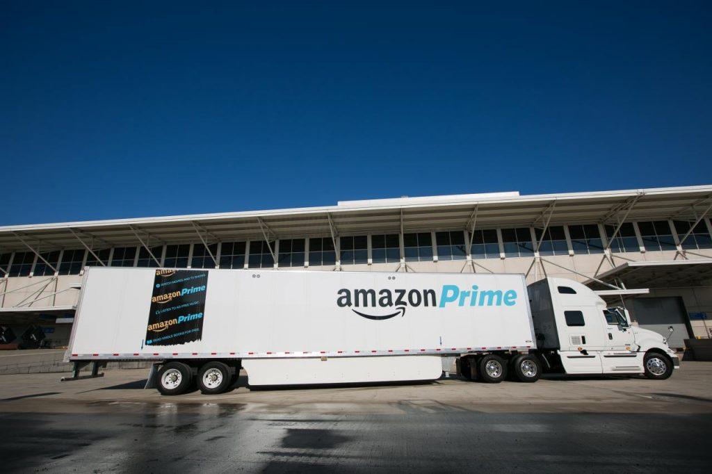 Amazon Key: logística de Amazon Prime