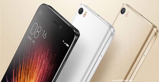 llegada de Xiaomi a España Xiaomi Mi5