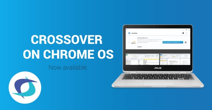 crossover chromebook