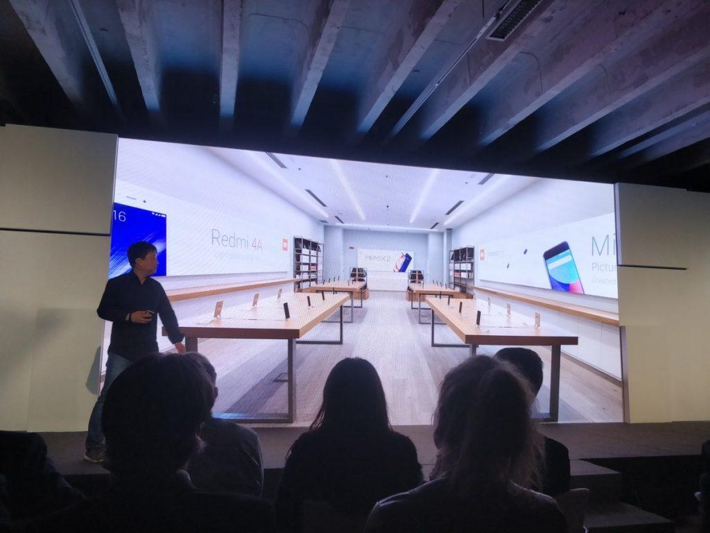 Xiaomi llega a España: Tiendas Mi en España