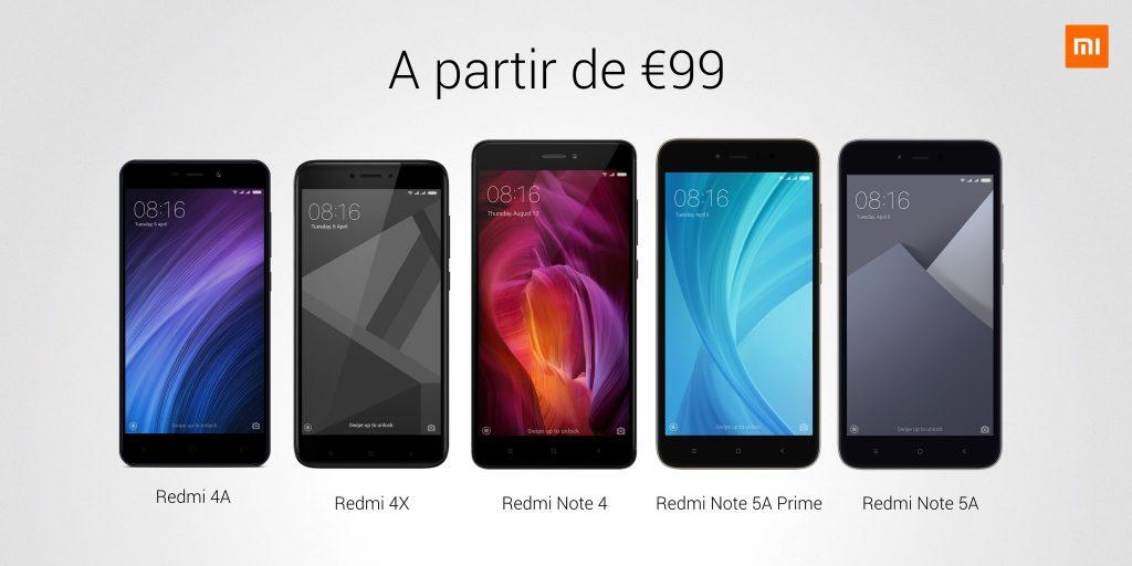 Xiaomi llega a España: productos Xiaomi de venta en España
