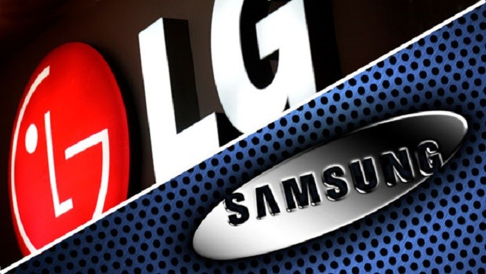 Galaxy S9 y LG G7