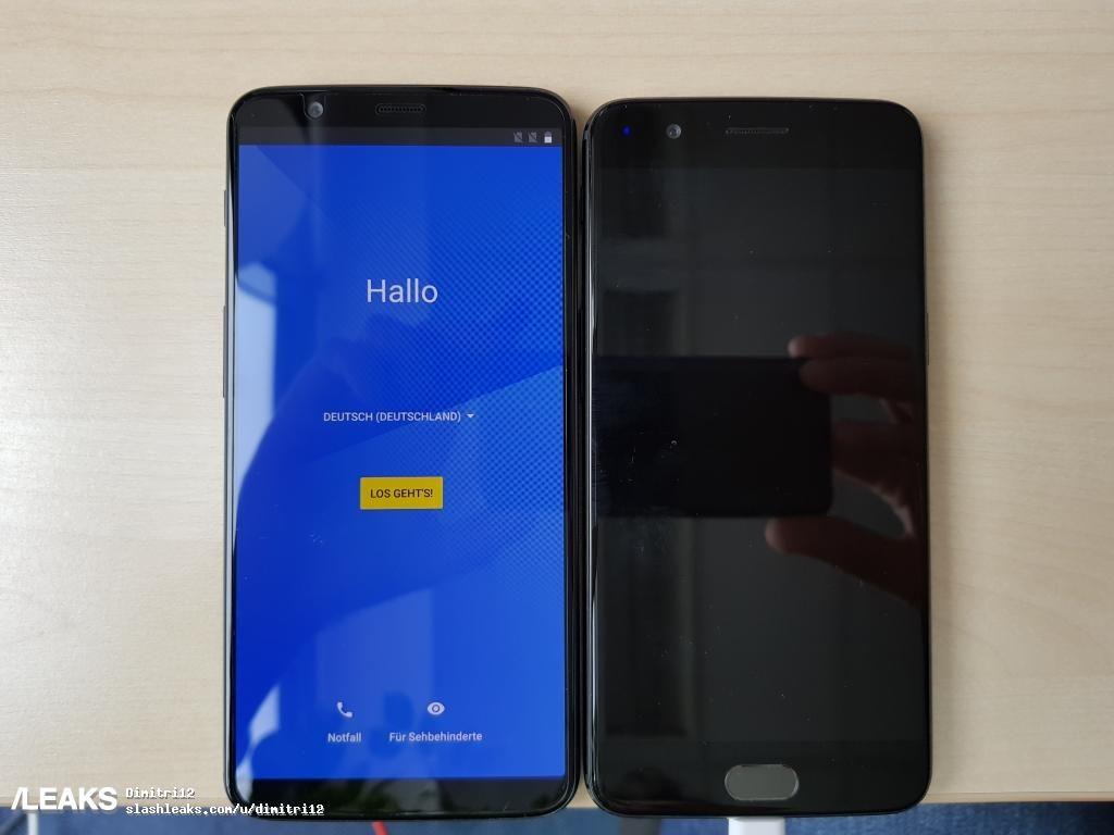 OnePlus 5T: OnePlus 5T vs OnePlus 5