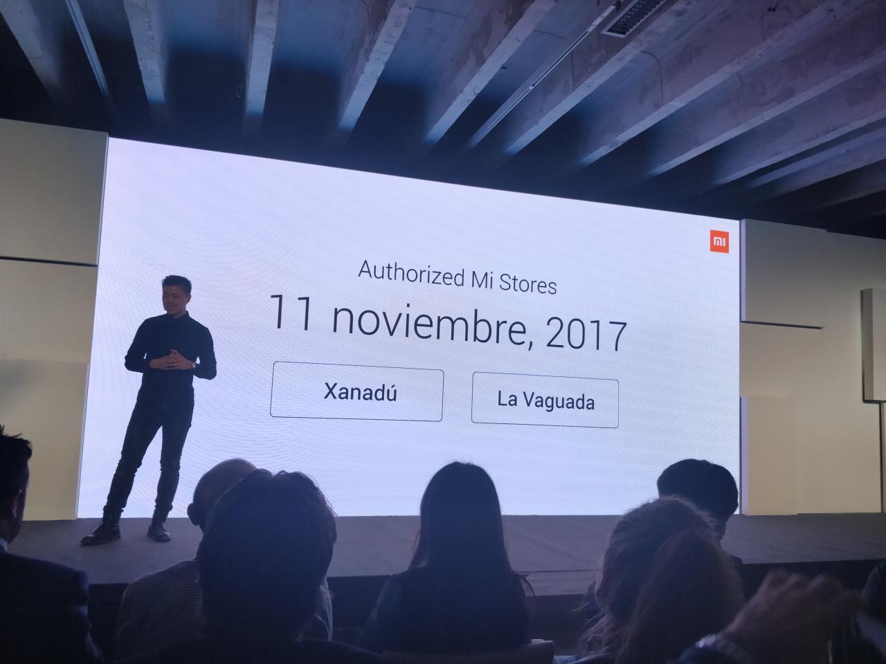 dispositivos Xiaomi