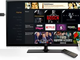 Amazon Fire TV Stick: Amazon Fire TV Stick