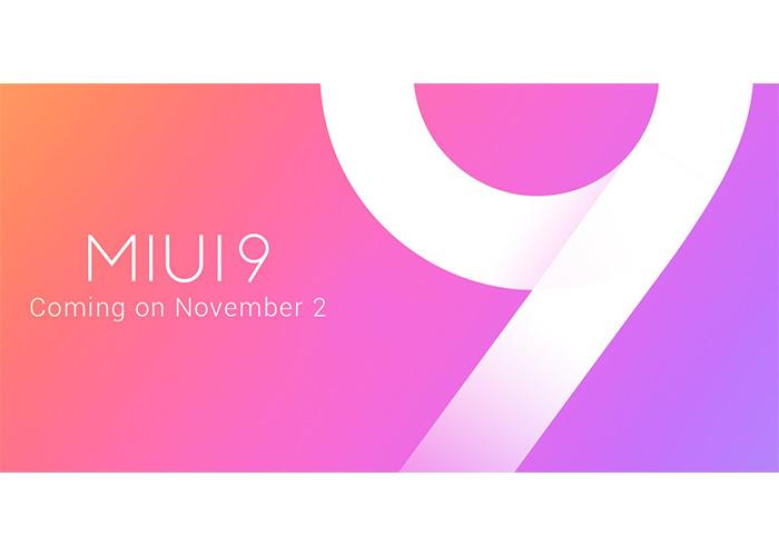 MIUI 9 Global