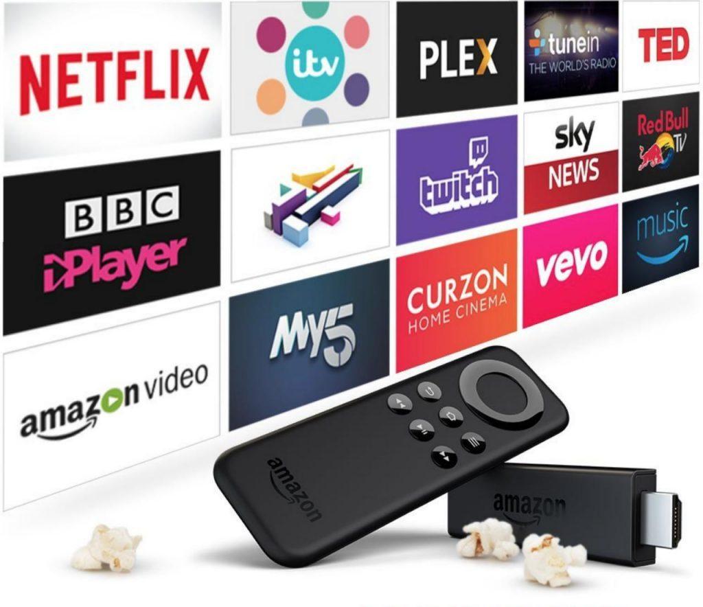 Amazon Fire TV Stick: contenido de Amazon Fire TV Stick