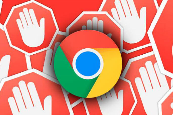 Google Chrome: Google Chrome bloquea anuncios emergentes