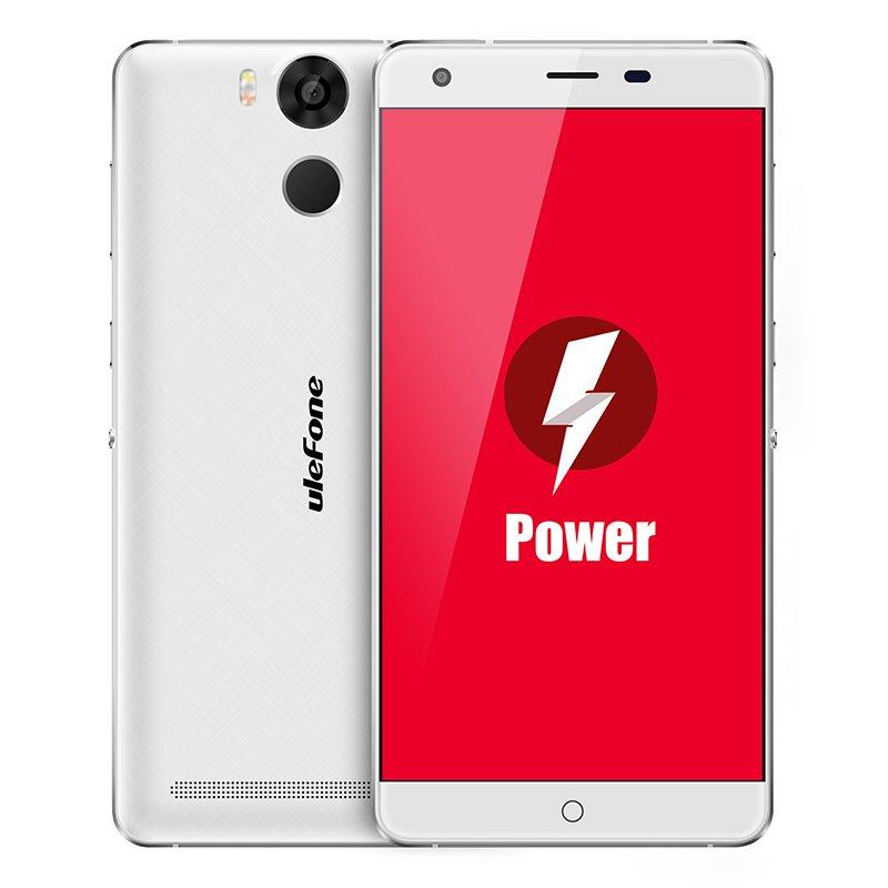 ulefone power 3 pantalla