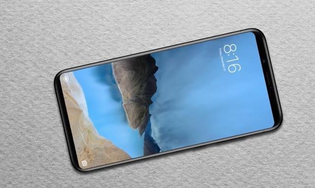Xiaomi Mi 7 concepto