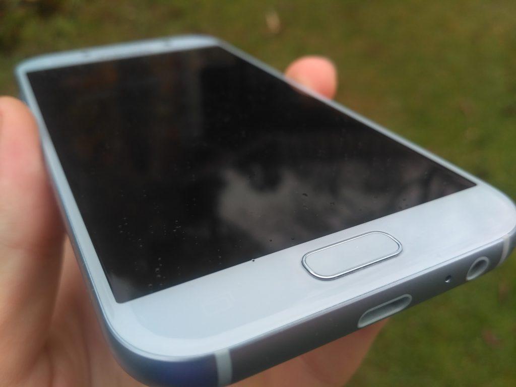 Samsung Galaxy A5 2017 lector de huellas
