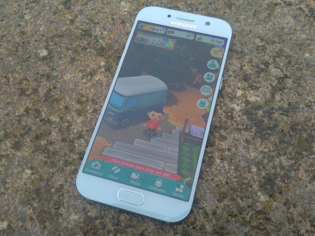 Samsung Galaxy A5 2017 juegos