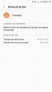 Samsung Galaxy A5 2017 bateria