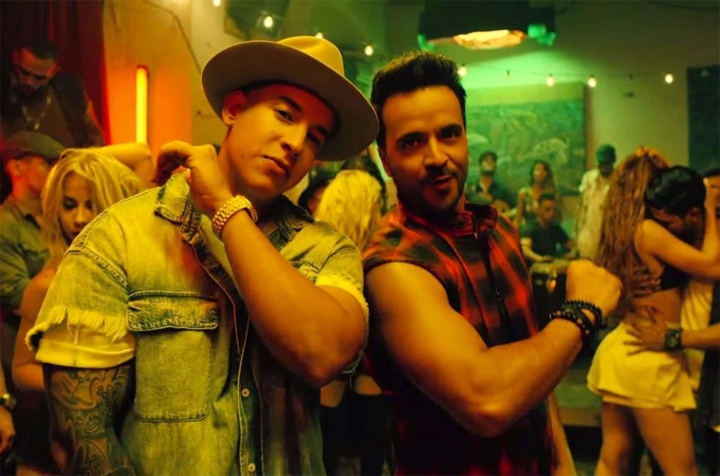 YouTube Rewind 2017: Despacito - Luis Fonsi y Daddy Yankee