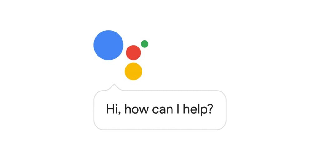Hey Google: Logo de Google Assistant