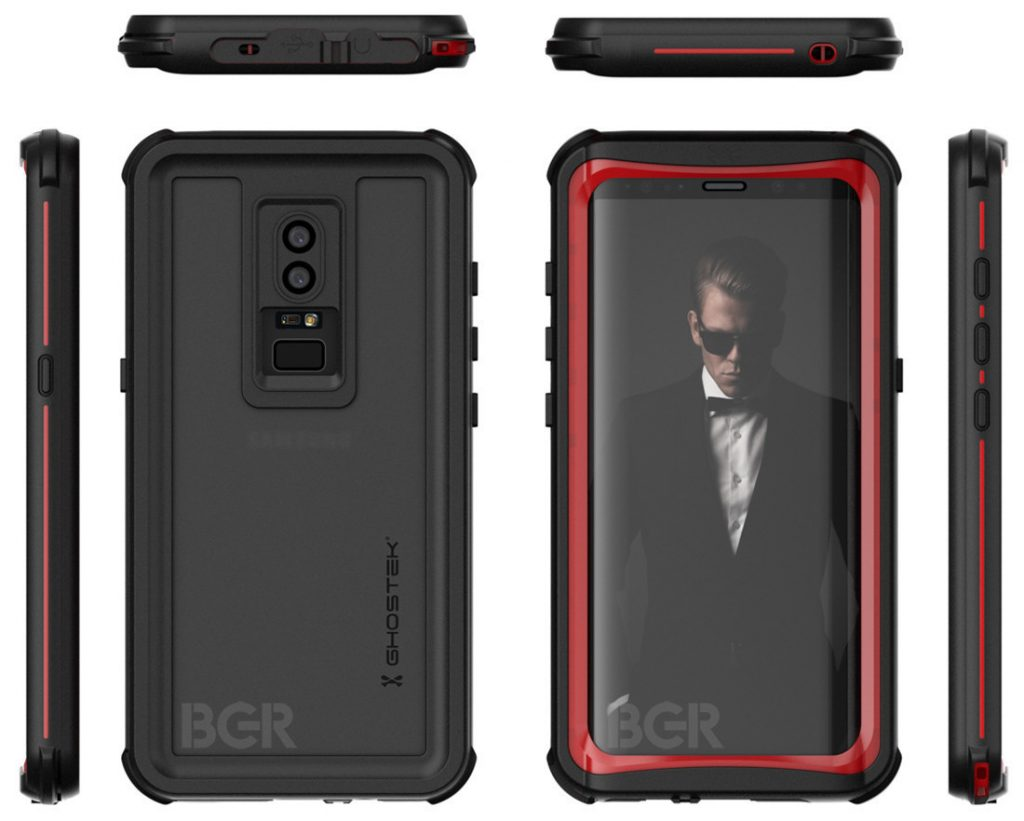 Samsung Galaxy S9 funda