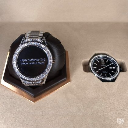 TAG Heuer Connected Full Diamonds
