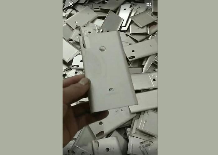 Xiaomi Mi 6X filtracion