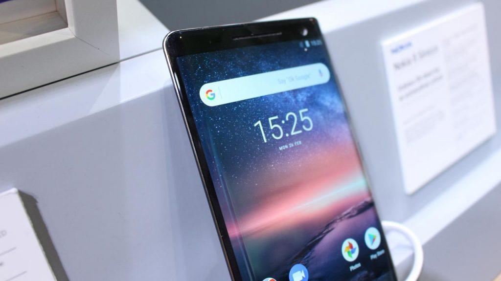 Nokia 8 Sirocco, Nokia 7 Plus