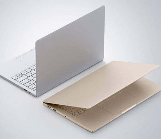 Mi Notebook Air 13.3 dos colores