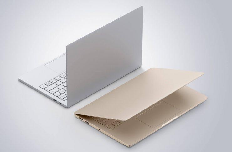 Mi Notebook Air 13.3 dos colores