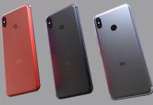 Xiaomi Mi A2 render