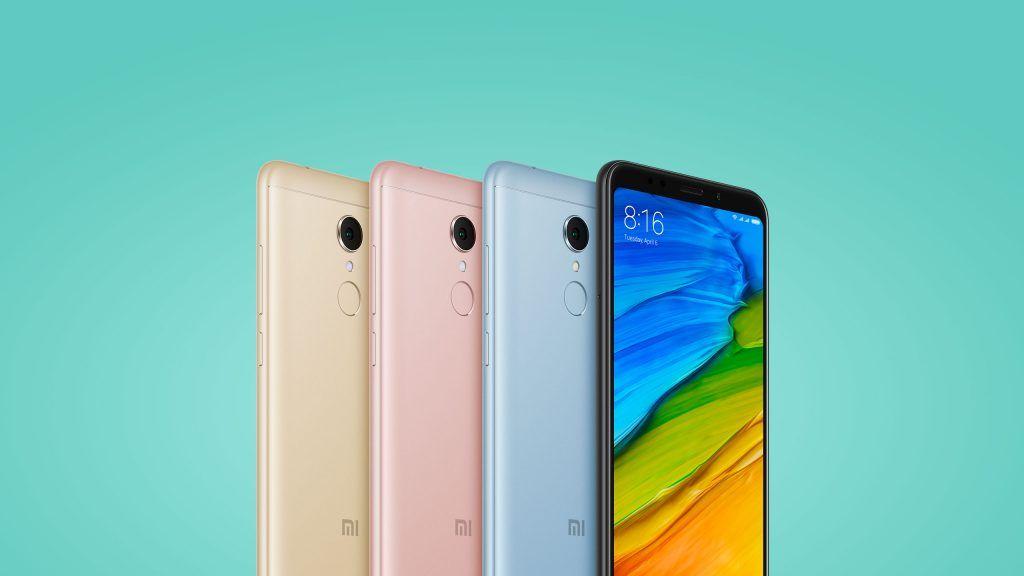 Los móviles más vendidos de Xiaomi en 2018: Xiaomi Redmi 5