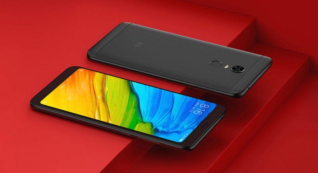 Los móviles más vendidos de Xiaomi en 2018: Xiaomi Redmi Note 5