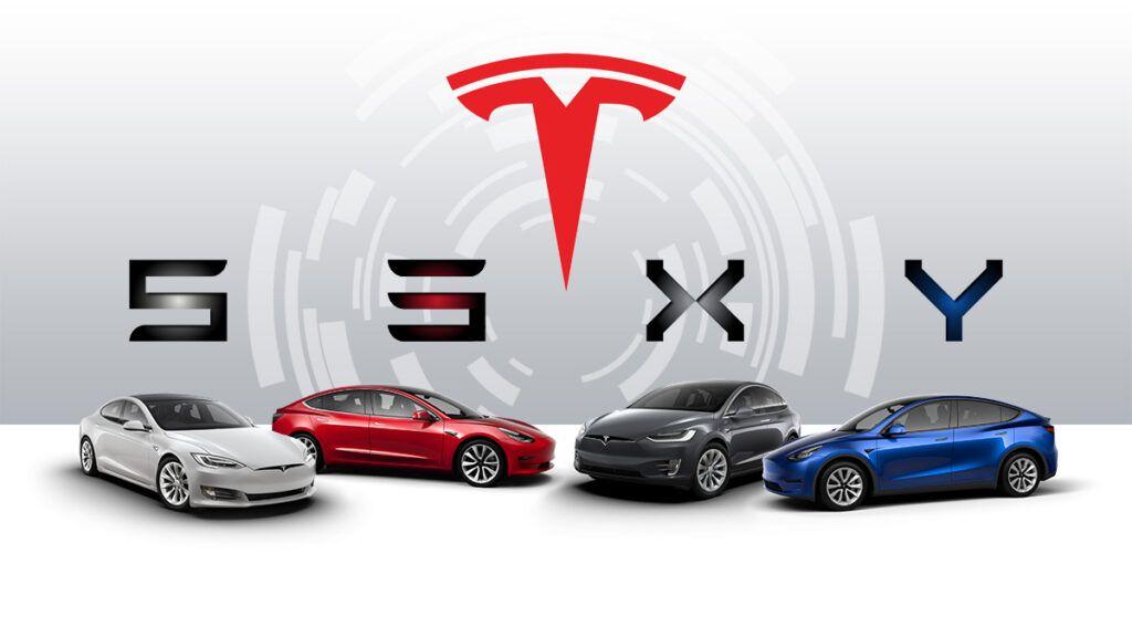 Tesla Model 3 Long Range - Sexy